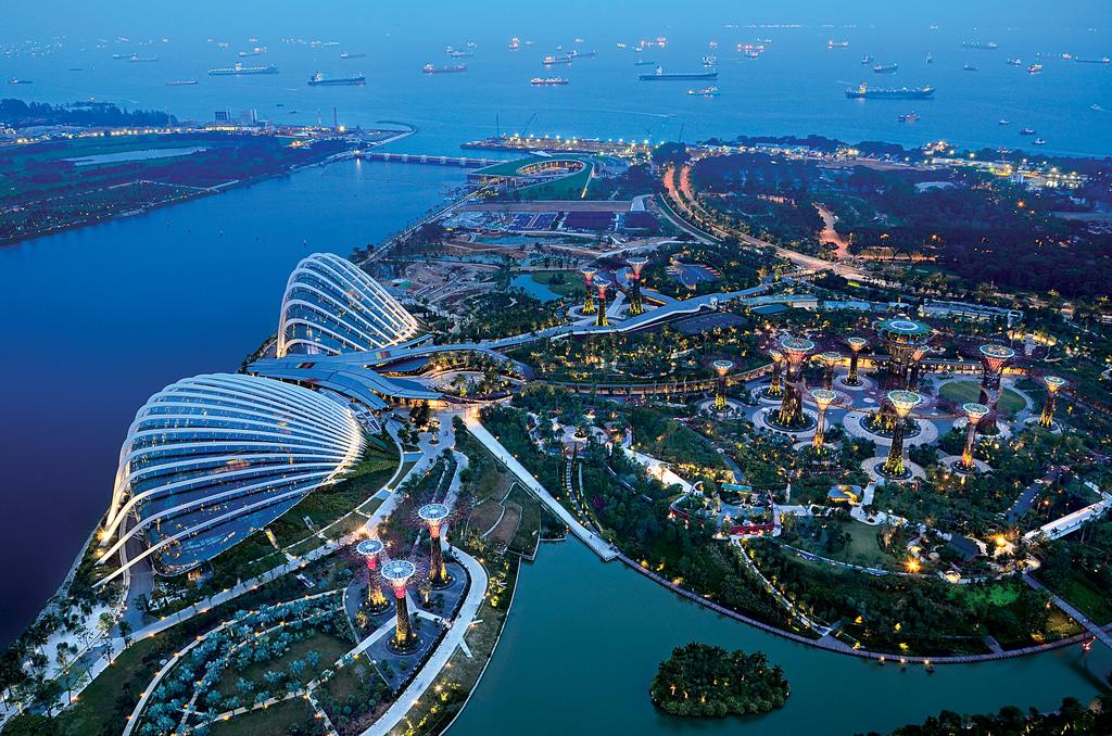 Оформление электронной визы в Сингапур самостоятельно в онлайн-режиме