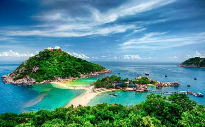 Таиланд, остров Тау