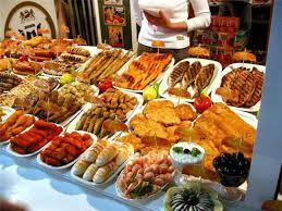 Блюда Черногории