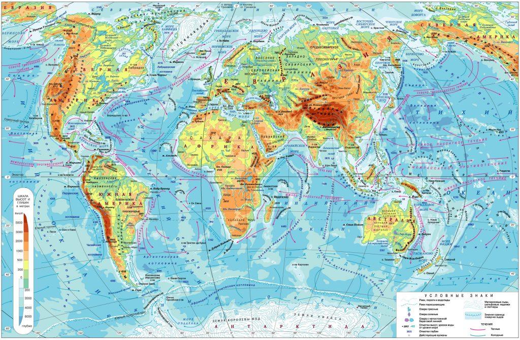 Страны, наиболее обеспеченные водными ресурсами