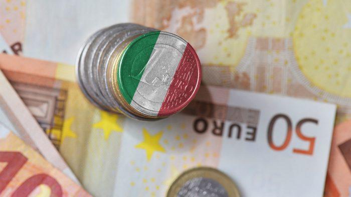 Евро - деньги Италии