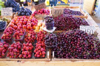 Крымские продукты