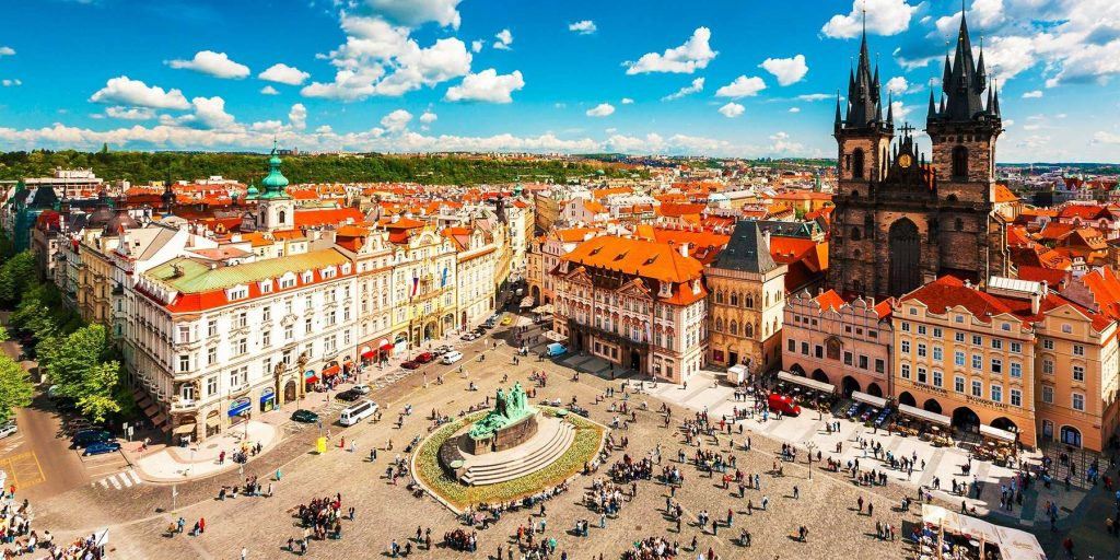 Нужен ли загранпаспорт для поездки в Чехию