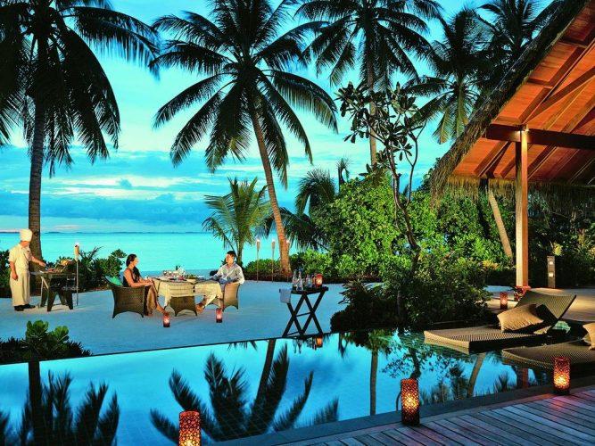 Shangri-La Villingili Resort and Spa 5, Атолл Сиину, Мальдивские острова