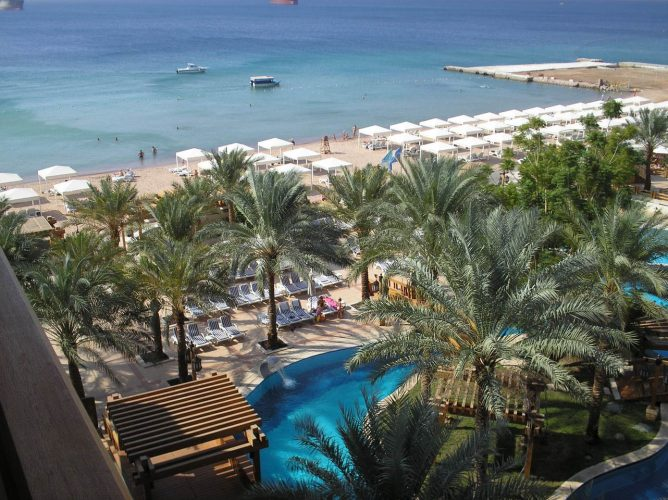 Акаба, InterContinental Aqaba 5*