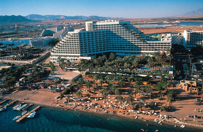 Отель Royal-Garden. Эулат, Израиль.