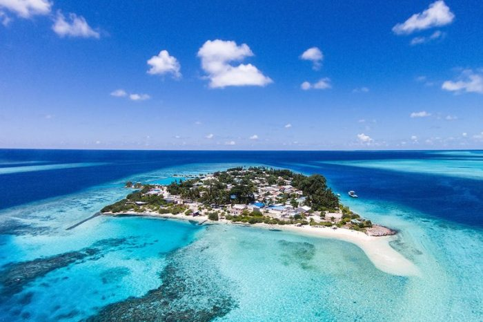 Атолл Вааву, Мальдивские острова