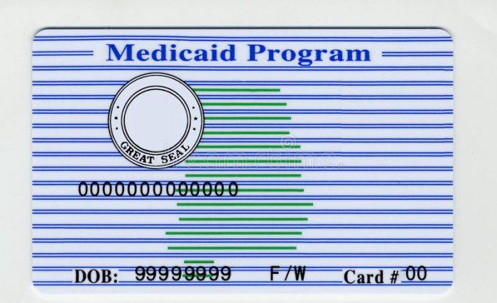 Страховка по программе Medicaid
