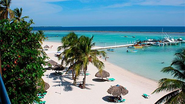 Пляж Бока-Чика, Доминиканская республика