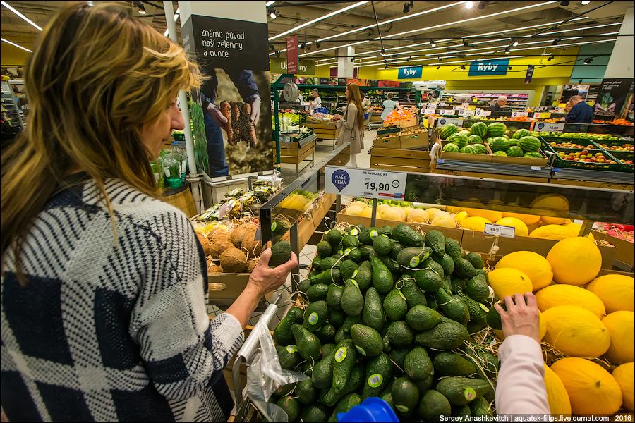 Цены на продукты в Камеруне