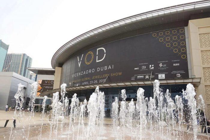 Ювелирная выставка в Дубаи