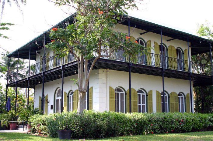 Дом-музей Эрнеста Хемингуэя (Гавана, Куба)