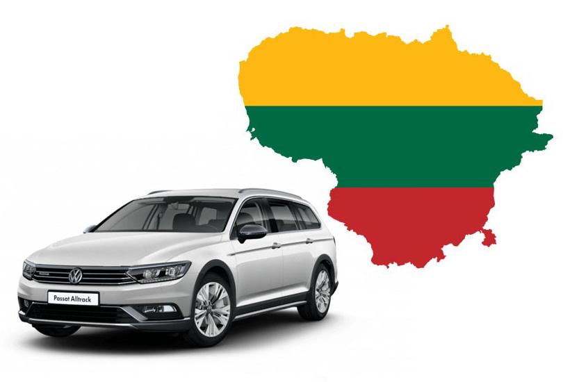 Поездка в Литву на машине