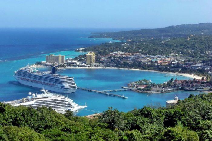 Круизный порт Очо Риос (Ocho Ríos), Ямайка