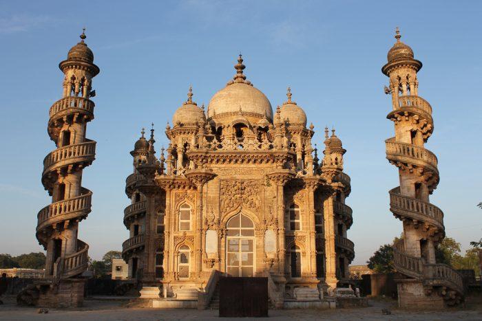 Дворец Махабарт Макамбра, Гуджарат