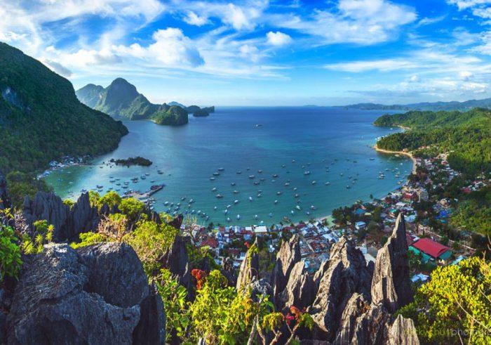 Побережье Филиппин
