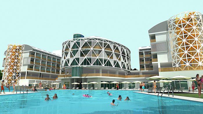 Отели в Турции
