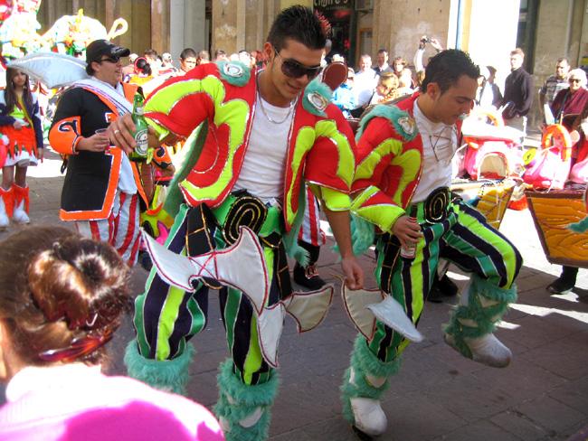 Мальта - карнавал в феврале - Валетта