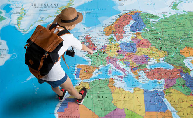 Куда поехать отдыхать без визы