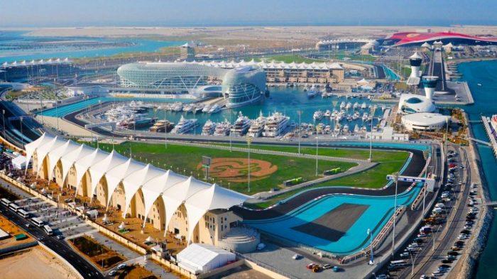 Гран-при Абу-Даби - трасса Яс Марина
