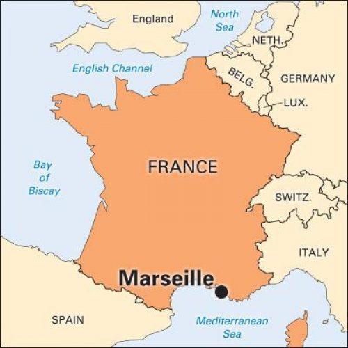 На карте Франция, Германия, Швеция, Бельгия