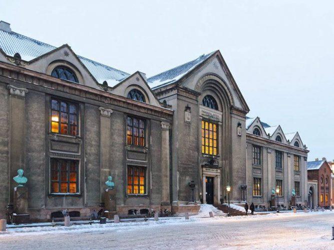 Университет в Копенгагине