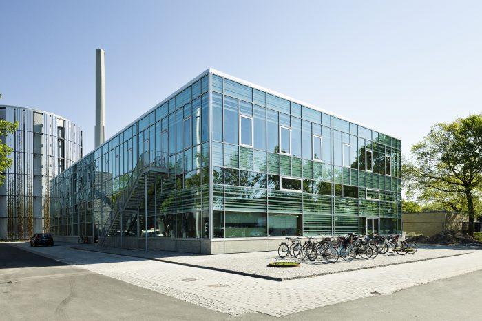 Технический университет в Дании