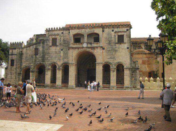 Дворец Каса-дель-Альмиранте