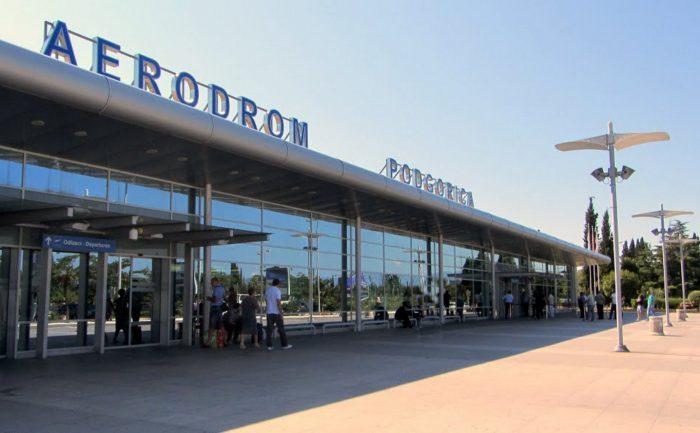 Международный аэропорт Подгорица