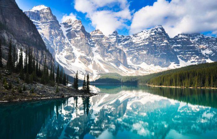 Национальный парк Банф. Канада