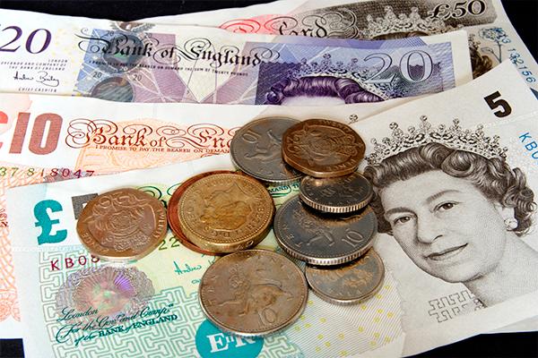 Английские деньги