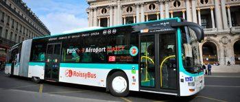 Автобус из аэропорта Шарль-де-Голль