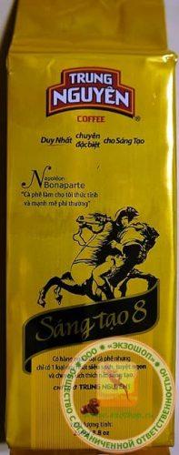 Молотый кофе «Наполеон Бонапарт» Trung Nguyen