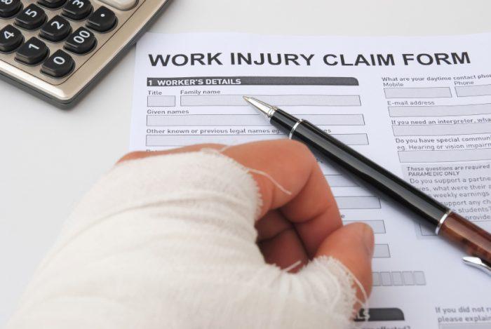 Форма заявления о производственной травме