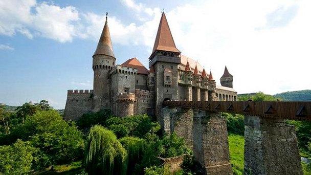 Замок Корвинов, Чехия