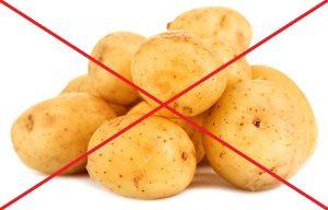 Запрет на ввоз картофеля