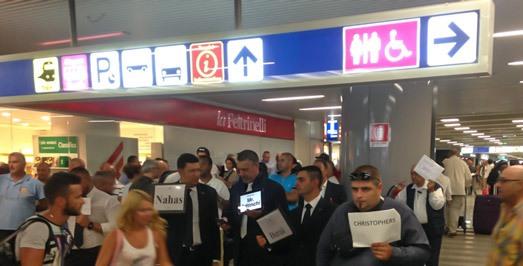 Как добраться из аэропорта Фьюмичино в Риме в центр города на автобусе и экспрессе Леонардо