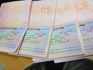 Оформление визы в Японию для белорусов