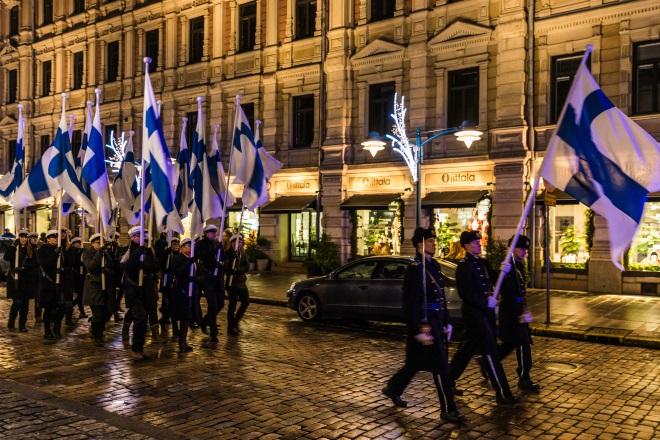 День независимости Финляндии