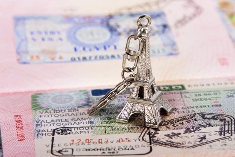 Оформление визы во Францию для ребенка