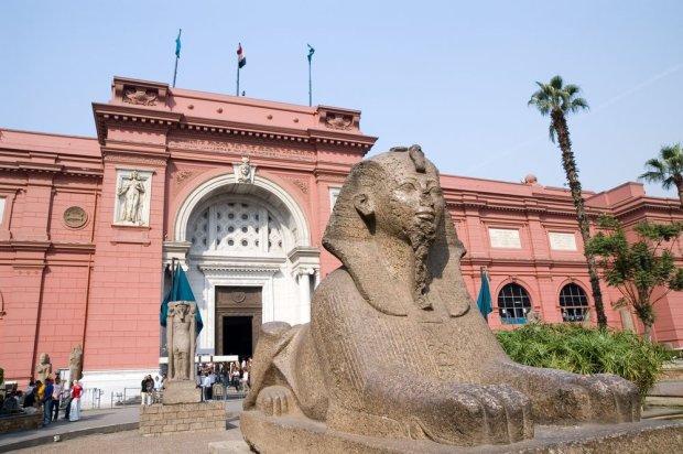 Каирский археологический музей
