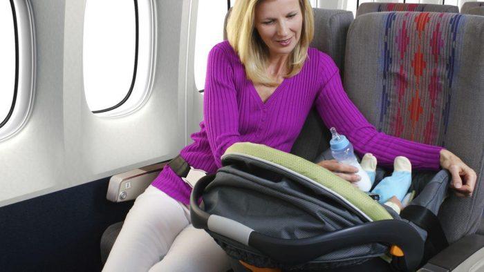 Можно ли брать и провозить детское питание в самолёте в ручной клади и багаже