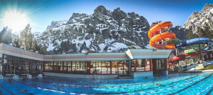 Термальные источники Лейкербад, Швейцария
