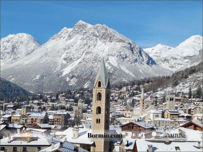 Бормио. Италия