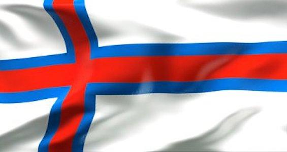 Флаг Фарерских островов