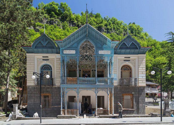 Дом Мирза-Риза-хана в Боржоми