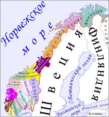 Фюльке Норвегии