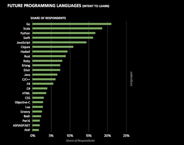 Перспективные языки программирования в Европе