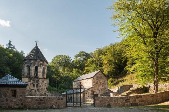 Монастырь Святого Георгия в Читахеви, «Зеленый Монастырь»
