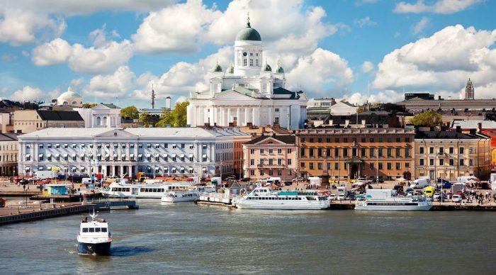 Хельсинки (Финляндия)